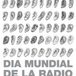 Día Mundial Radio cartel