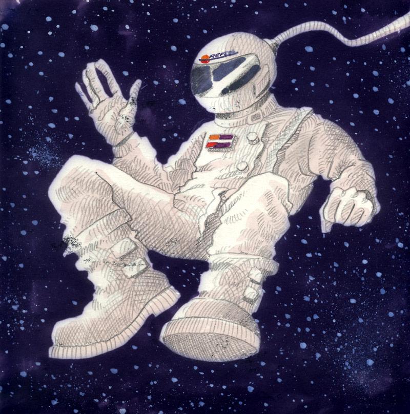wassily comunicacion, astronauta repsol