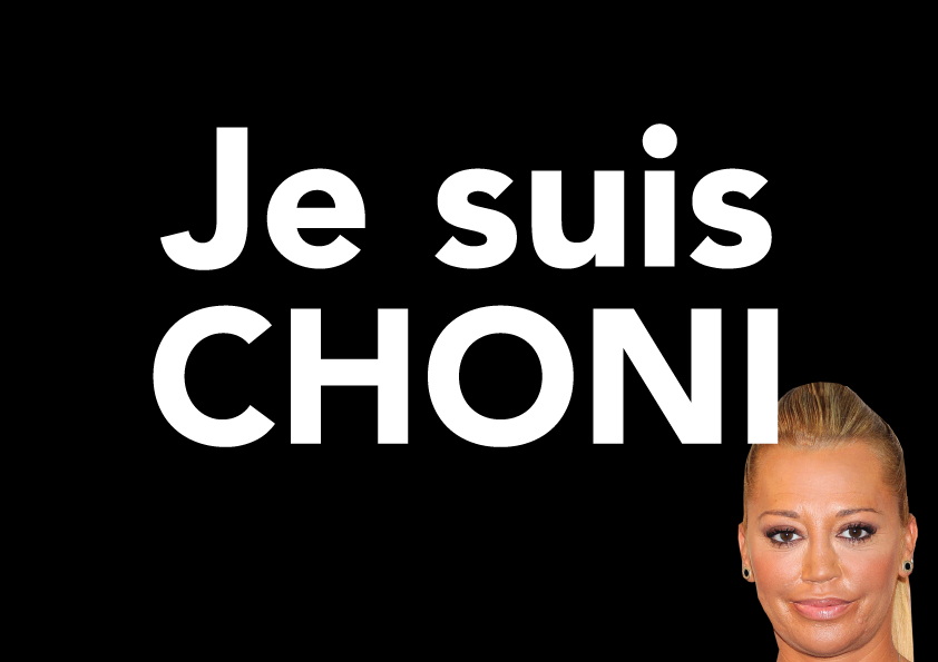 Je suis Choni